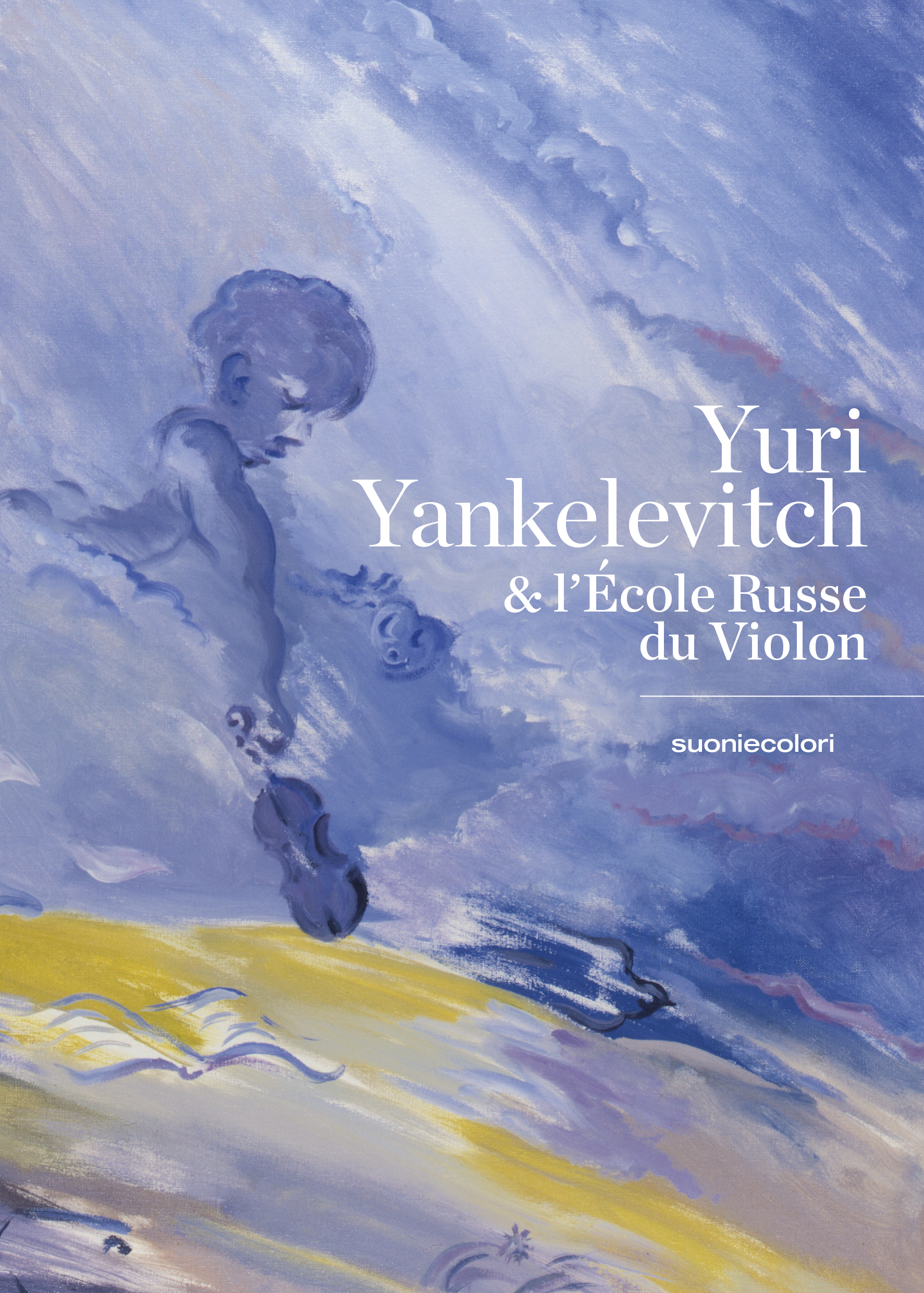 Book of Yankelevitch and  Russian School of violin